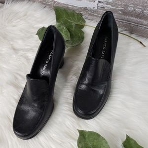 Franco Sarto Heeled Loafers